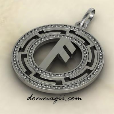 amulet_ansuzАнсуз серебро