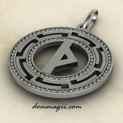 amulet_turisazТурисаз серебро