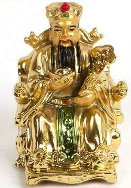 tuapehzolotТуа Пех Конг - бог богатства